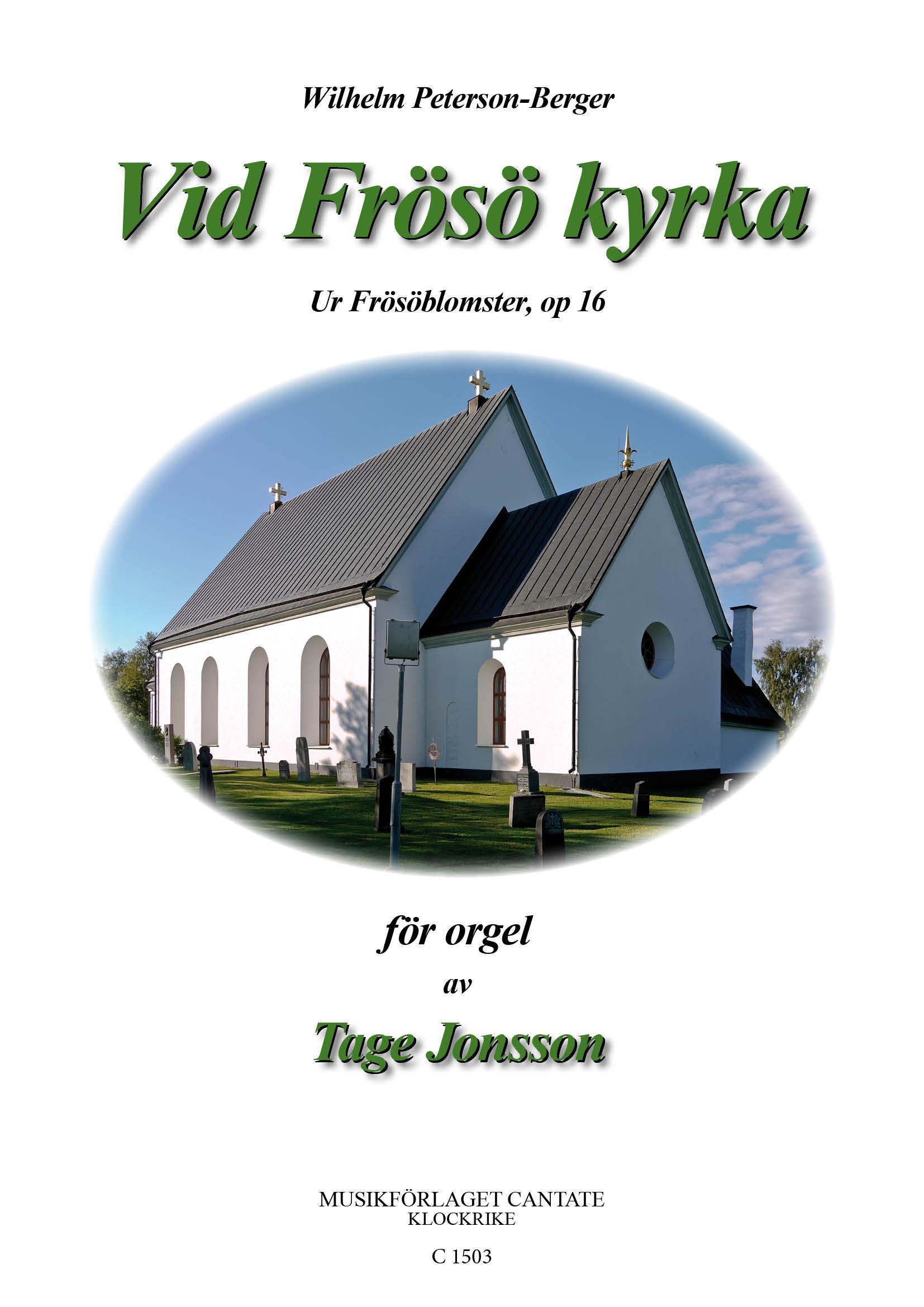 Vid Frösö kyrka