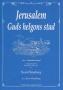 Jerusalem Guds helgons  Mel. från Gagnef